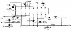 【技術轉貼】實用線路選輯/FM立體聲解調器